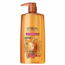 L'Oreal Paris Elvive Extraordinary Oil Nourishing Shampoo, for Dry or Dull Hair,