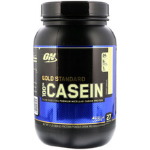 Optimum Nutrition ON Gold Standard 100% CASE (Creamy Vanilla) 2lbs. Protein Powd - $37.00