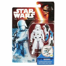 Star Wars The Force Awakens First Order Snowtrooper 3.75 inch Action Figure - $8.99