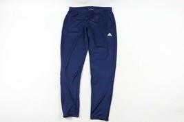 Adidas Herren Große Spell Out Tapered Leg Laufen Jogging Fußball Jogging... - $48.08