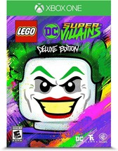 LEGO DC Super-Villains - Deluxe Edition (Xbox One, 2018) - $65.00