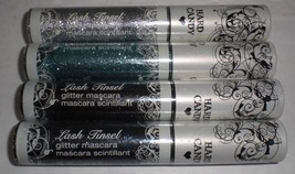 Hard Candy Lash Tinsel Glitter Shimmer Eye Makeup Mascara Mixed Resale L... - $42.03