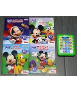 DISNEY MICKEY MOUSE Club House Electronic ME READER Book BRAND NEW - $6.99