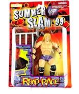 Test WWF WWE Jakks Action Figure Road Rage 1999 Sealed Summer Slam Guard... - $24.70