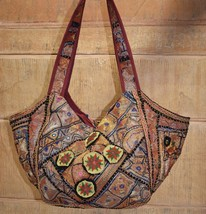 Handmade Vintage Tribal Patchwork Indian Ethnic Hippie Gypsy Bohemian Bag BG121 - $75.05
