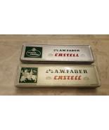Vintage A.W. Faber Castell Germany Pencil metal box tin rectangular, Lot 2 - $28.00