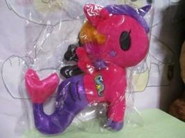 tokidoki AURORA OCEANIA Plush Doll Pink X Purple New Unused with tag - $168.33