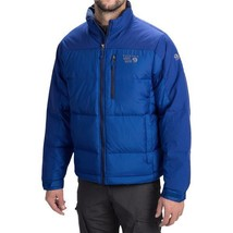 Mountain Hardwear CLASSIC HUNKER DOWN JACKET Jacket Men's S SMALL SM BLU... - $135.56