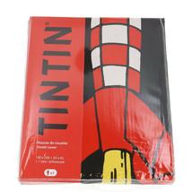 Tintin & Rocket single duvet cover set & square pillow Tintin official product image 2
