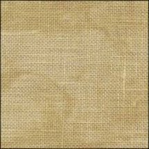 Counry Mocha marbled 40ct Newcastle Linen 18x27 cross stitch fabric Zwei... - $17.55