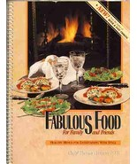 Fabulous Food For Family and Friends, Caviness,... - $18.60