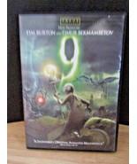9 (Nine) Time Burton DVD 2009 - $6.99