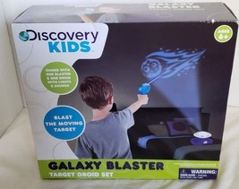 New Discovery Kids Galaxy Blaster Target Droid Set Toy Lights and Sounds - $24.74