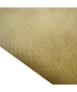 Brown Hand-Dyed Effect 40ct Linen 35x19 cross stitch fabric Fabric Flair - $40.75