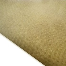 Brown Hand-Dyed Effect 40ct Linen 17x19 cross stitch fabric Fabric Flair - $20.40