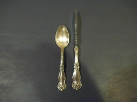 Wm. Rogers & Son ARBUTUS Pattern Silverplate Flatware Single Piece Made 1908 - $5.94+
