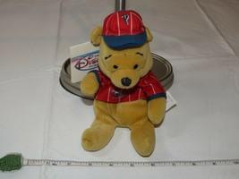 "Winnie The Pooh Disney Negozio Mini Bean Borsa Baseball 8 "" Halloween Co... - $13.35"