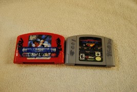 NFL Blitz and All Star Baseball 2001 | Nintendo 64 | Loose | - $29.99