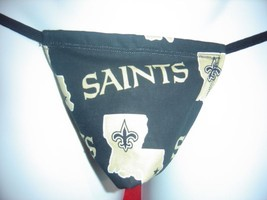New Sexy Mens Black New Orl EAN S Saints Nfl Gstring Thong Football Underwear - $14.99