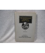 Old Stone Bank History Rhode Island Vol. 3 Providence Institution Saving... - $5.00