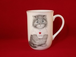 "VINTAGE OTAGIRI ""I (HEART) CATS"" MUG - WONDERFUL ITEM! - $9.99"