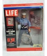 "G.I. JOE 12"" Life U.S. Navy Pearl Harbor Attack 2000 Historical Edition ... - $44.55"