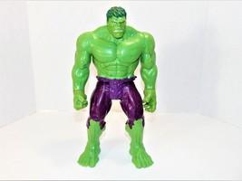 Marvel/Hasbro 12 Inch Incredible Hulk Titan Hero Series Figure 2013 - $7.92