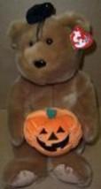 1 X TY Beanie Buddy - HOCUS the Halloween Bear - $18.99