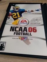 Sony PS2 NCAA Football 06 image 2