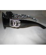 DG Black And White Leopard Sunglasses  - $10.95