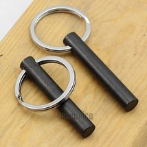Steel Rod Flint Fire Starter Keychain - $6.50