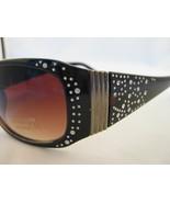 Designer Inspired Celebrity Wear Rhinestone Sunglasses - $10.95