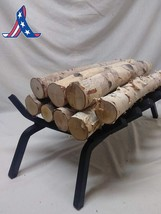 Northern White Birch Logs. Set Of 8 Logs - $48.91