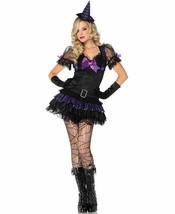 LEG AVENUE BLACK MAGIC BABE ADULT COSTUME VARIOUS SIZES BRAND NEW - $19.99