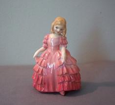 Royal Doulton ROSE Porcelain Figurine HN1368 England - $45.00