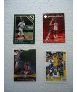 4 Players of the Millennium All Time Legends B.Ruth M.Jordan M.Johnson J... - $9.10