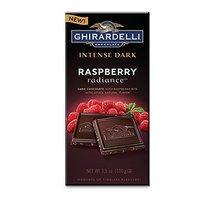 Ghirardelli Dark Chocolate with Raspberry Bits Bar, 3.5 oz. - $9.45
