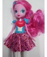 """MY LITTLE PONY EQUESTRIA GIRLS Pinkie Pie 9"""" DOLL  - $14.99"""