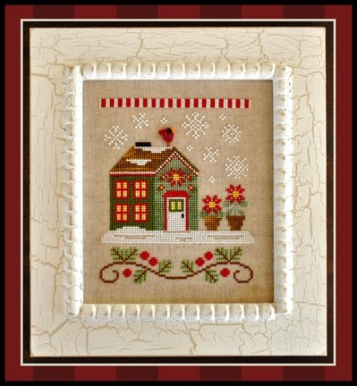 Santa's Stocking Store Release #5 cross stitch Country Cottage Needleworks
