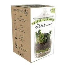 Syndicate Sales DIY Terrarium Kit 100-06-00 New  - $29.69