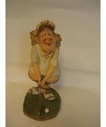 """Guardian Grannies Angel Golfer """"OSCAR"""" by Doug Harris NIB  Condition - $19.50"""