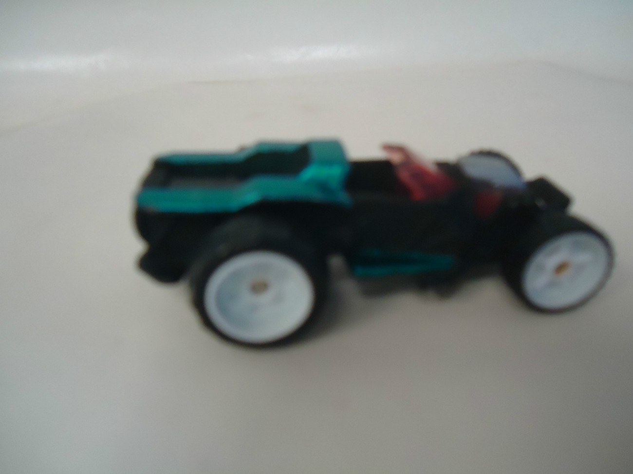 Hotwheels  2007 McDonalds Die Cast Car