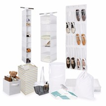 Tidy Living Organization Bundle Storage Solutio... - $49.99