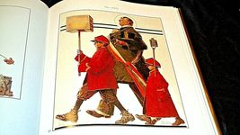 The Best of Norman Rockwell Hard cover Book AA20- CP2172 Vintage image 7