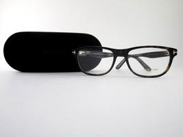 Tom Ford TF5430 052 Optical Frame Dark Tortoise Eyeglasses - $116.68