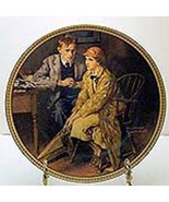 Rediscovered Women Series by Knowles Norman Rockwell Collector Plates wi... - $355.41