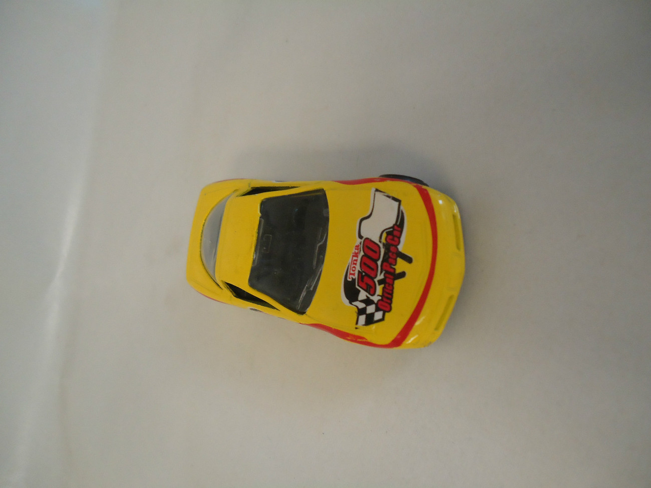MAISTO 1997  CORVETTE   DIE CAST CAR 2003 Tonka 500 PACE CAR.