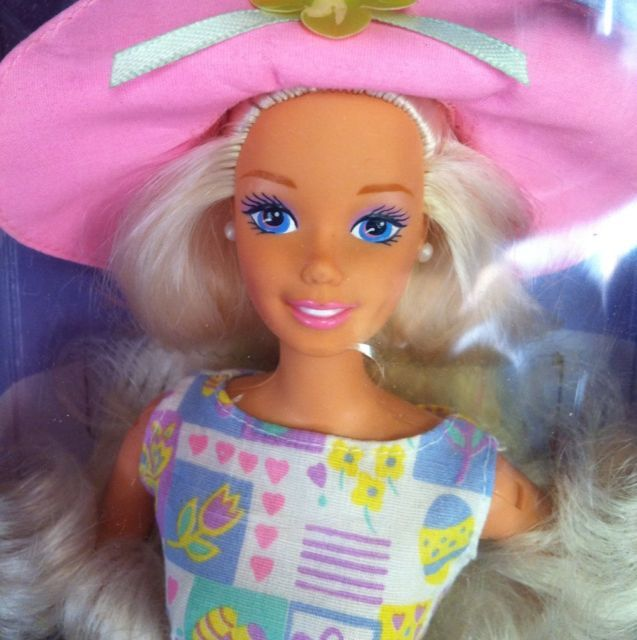 EASTER STYLE BARBIE, SPECIAL EDITION. 1997. NEW IN BOX