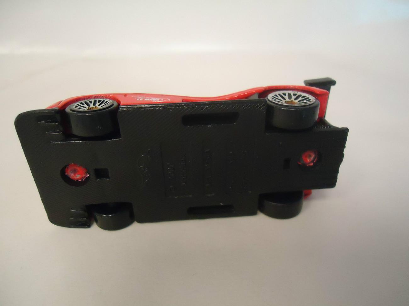 Mattel HOT WHEELS - 2000 - PANOZ LMP-1 ROADSTER S