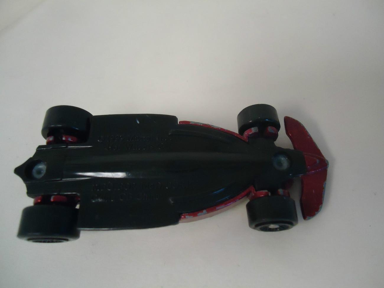 Mattel Hot Wheels  1999 Diecast Race Car for McDonalds
